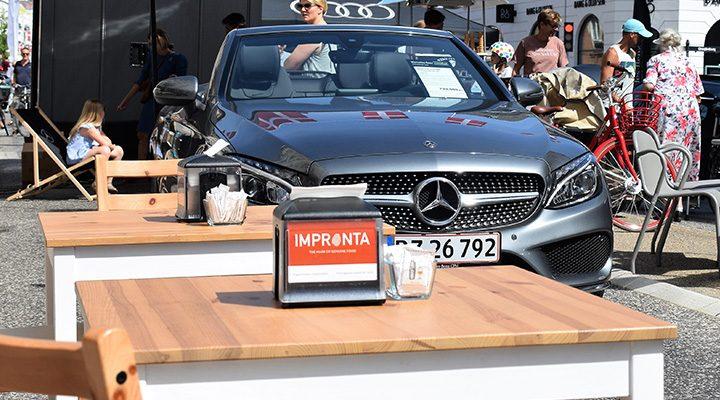 Street car exhibition.