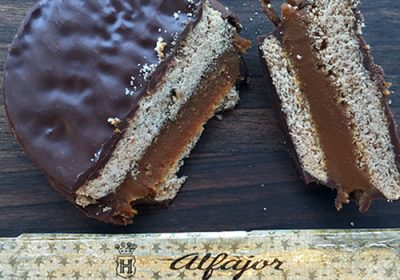 Alfajor chocolate
