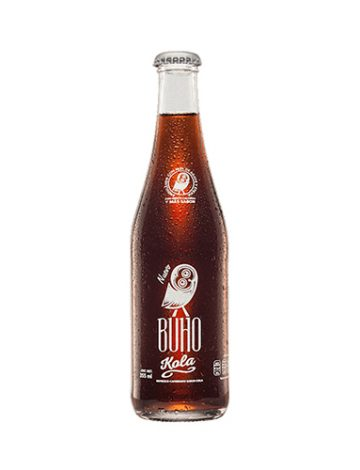 Buho soda – Kola natural