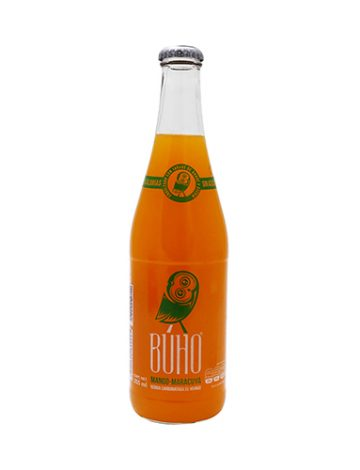 Buho soda – Mango and Passionfruit