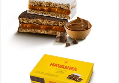 Havanna alfajores – box of 6 mixed (chocolate and meringue)