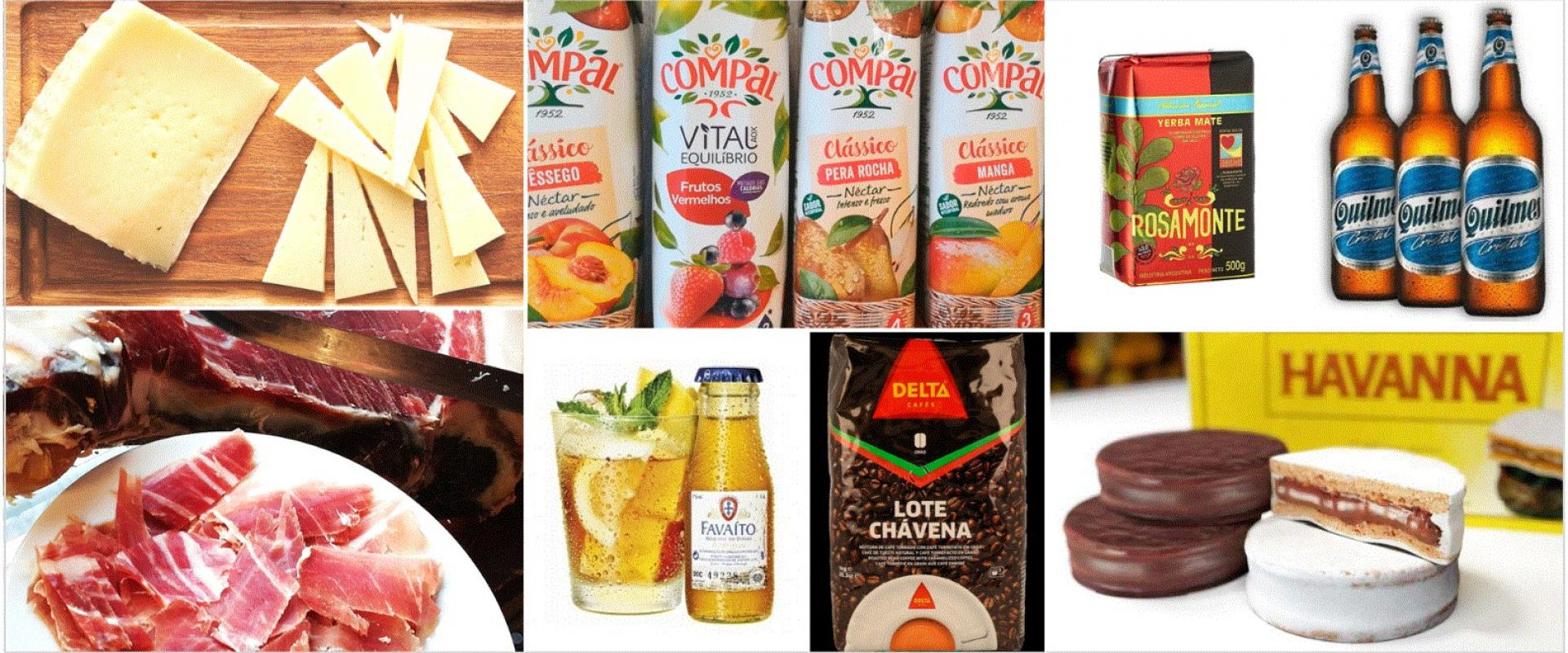 Selection-of-Spanish,-Portuguese-and-Argentinian-products